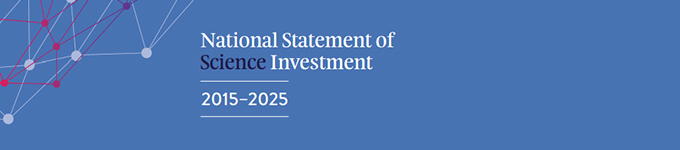 National Statement of Science Investment (NSSI) – Our response