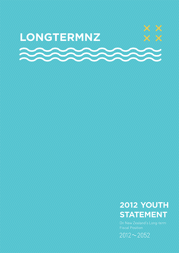 Cover of LongTermNZ 2012 Youth Statement