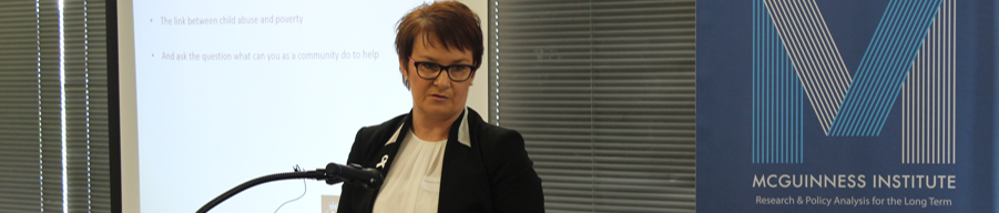 'No single policy, government department, organisation or programme can tackle or solve the increasingly complex social problems we face as a society' – Natasha Allan, Detective Senior Sergeant, at the Manawatu workshop