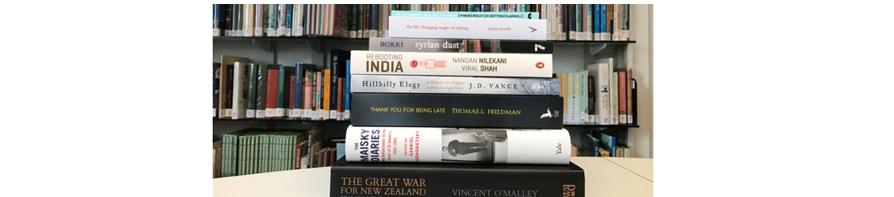Prime Minister's 2017 Summer Reading List