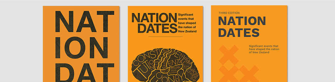 Join us for the launch of 'Nation Dates' (3rd edition)