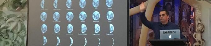 Matariki and Māori astronomy with Dr Rangi Matamua