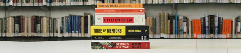 Prime Minister's 2018 Summer Reading List