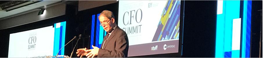 CFO Summit: Interview with Jonathon Porritt