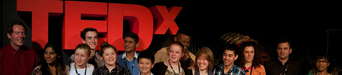 Christian Silver's TEDxYouth talk