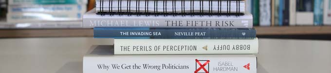 Prime Minister's Summer Reading List 2018/2019