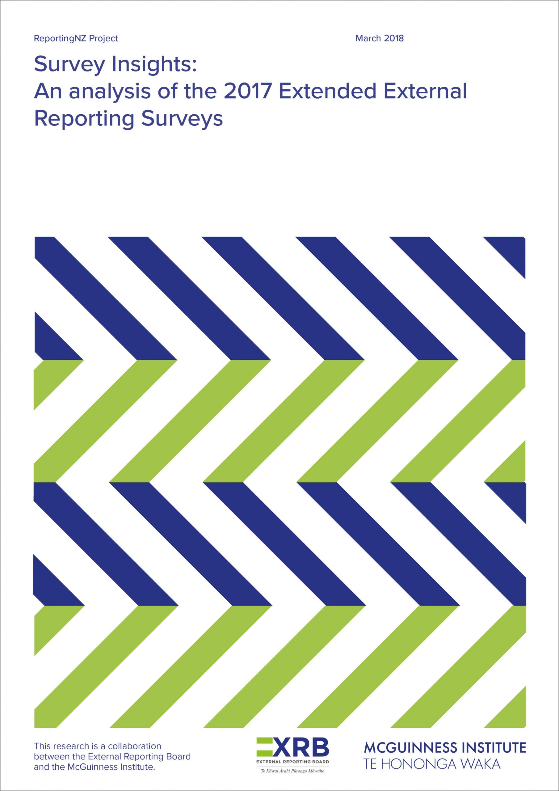 Cover of Survey Insights