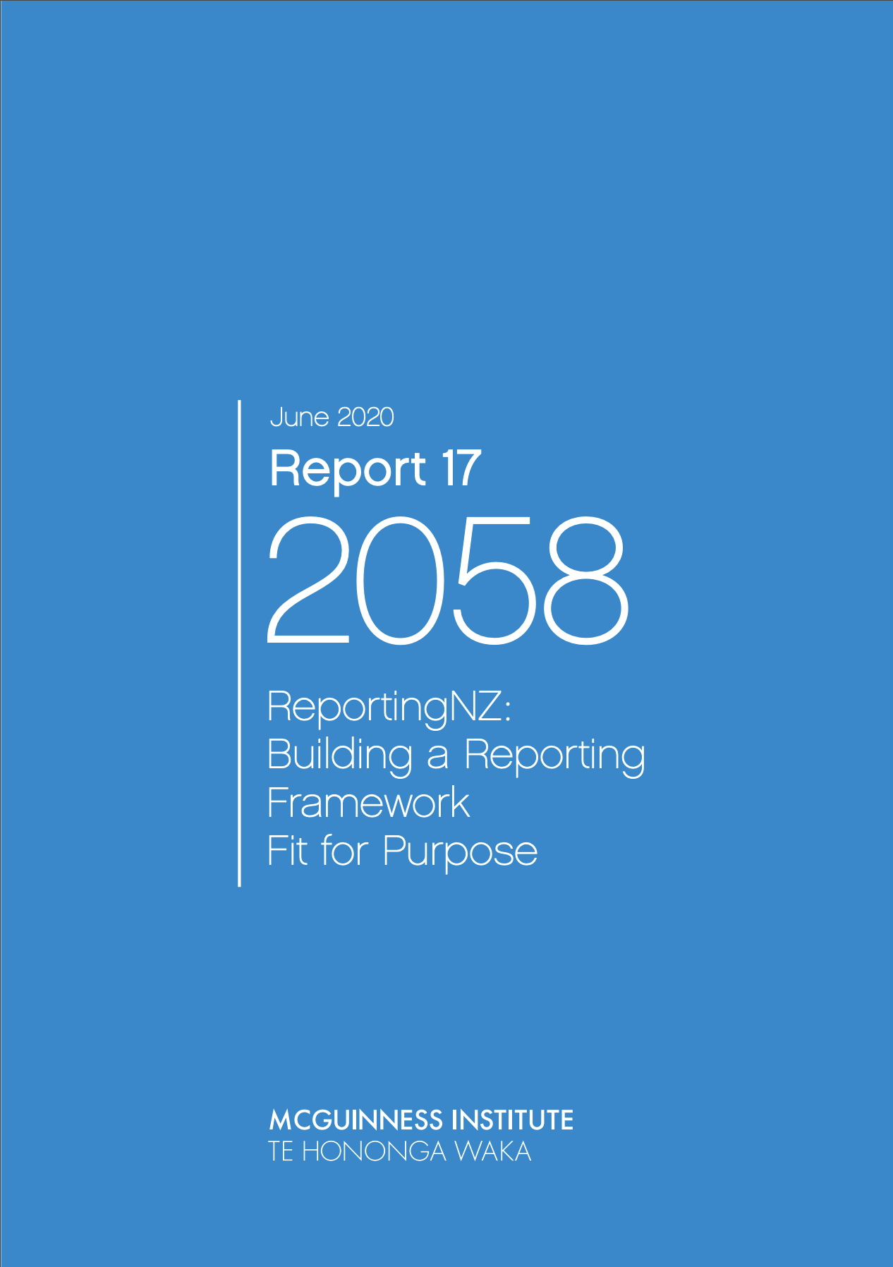 Cover of Report 17