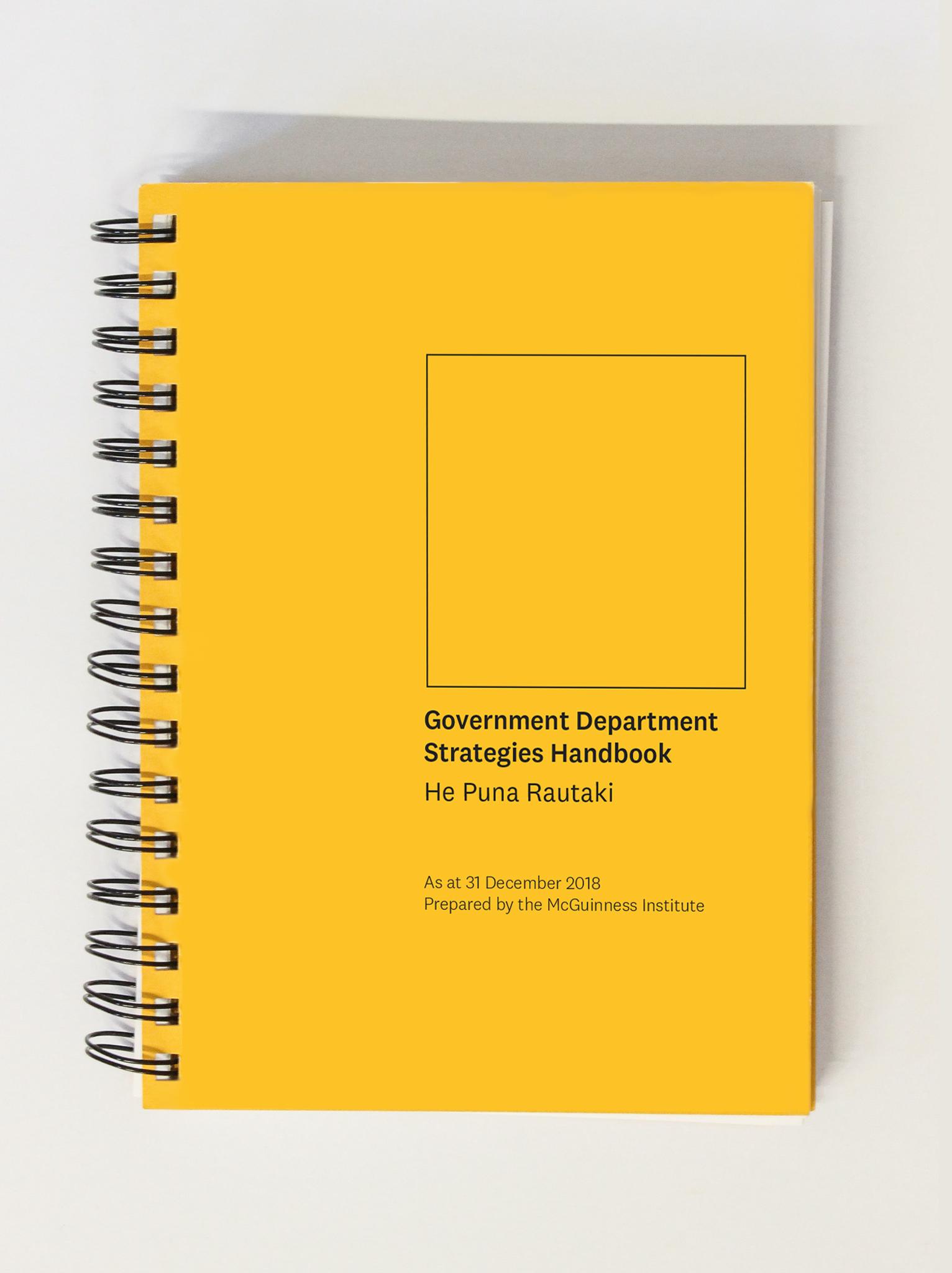 Cover of GDS Handbook
